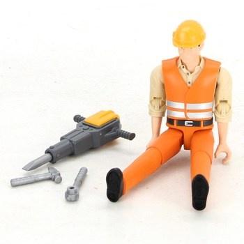 Figurka Bruder 60020 Stavební dělník