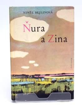 Dětská knížka Ňura a Zina Niněl Bejlinová