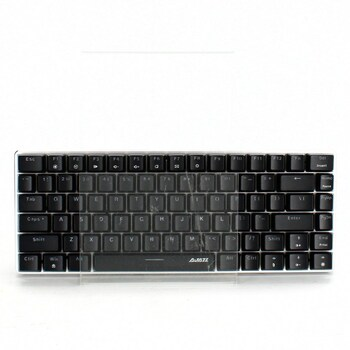 Podsvícená klávesnice Ajazz AK33 RGB EN
