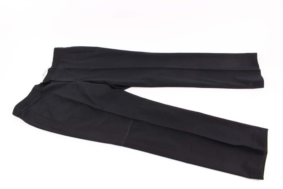Pánské společenské kalhoty Gaston černé