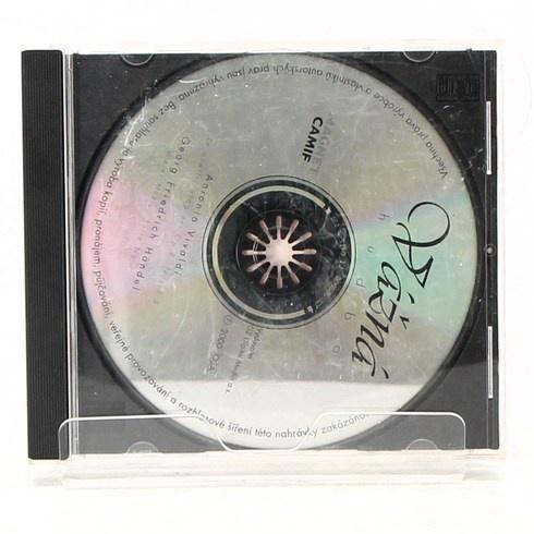 A. Vivaldi, G. F. Händel CD Vážná hudba