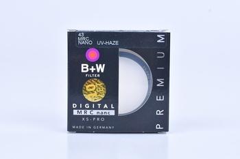 UV filtr B+W XS-Pro Digital MRC nano 43 mm
