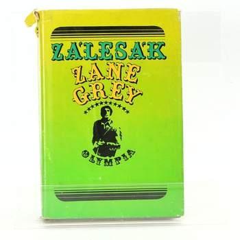 Kniha Zane Grey: Zálesák