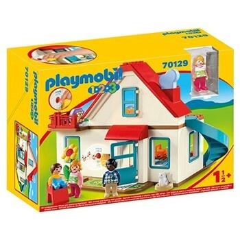 Stavebnice Playmobil 70129 - Rodinný dům
