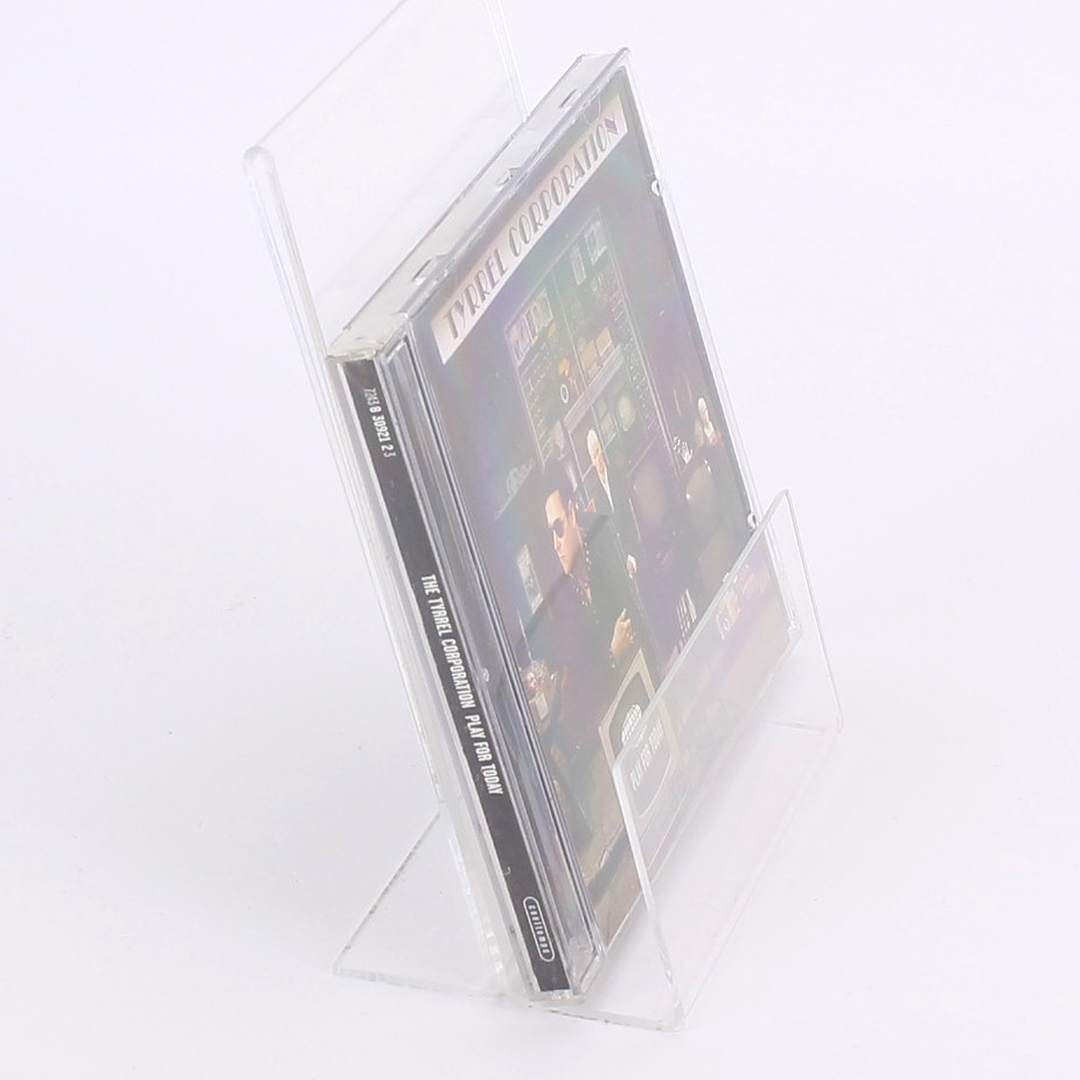 Hudební CD Play for today Tyrrel Corporation