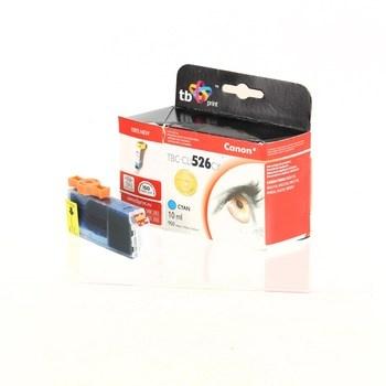 Barvy do tiskárny Canon TBC-CLI526CY