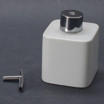 Dávkovač mýdla Wenko 23234100 290 ml bílý