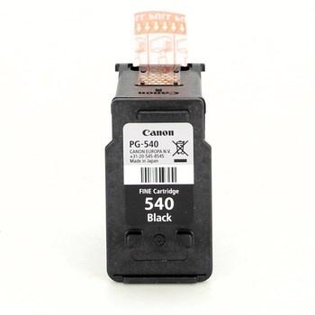 Inkoustová kazeta Canon PG-540 černá