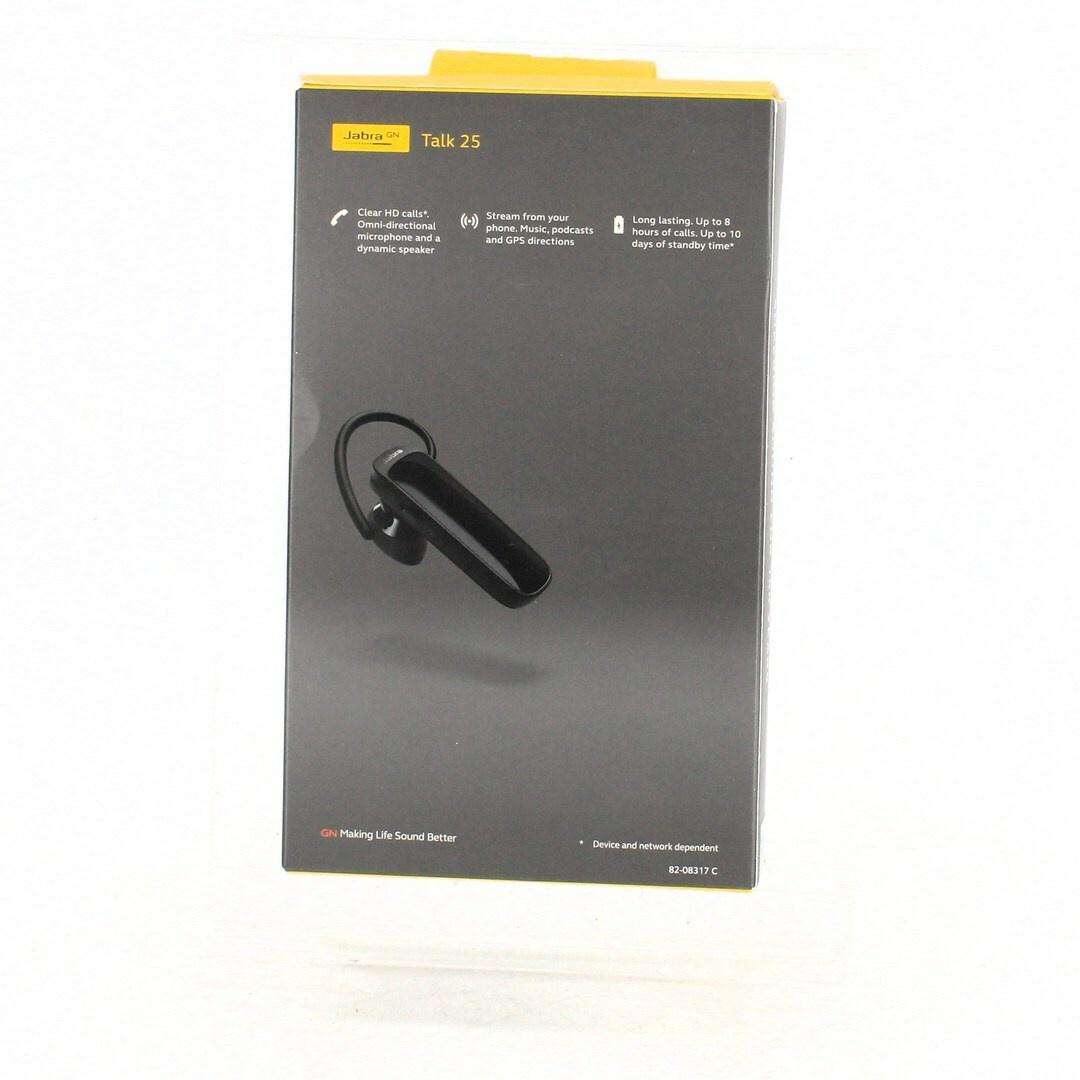 Bezdrátový headset Jabra Talk 25