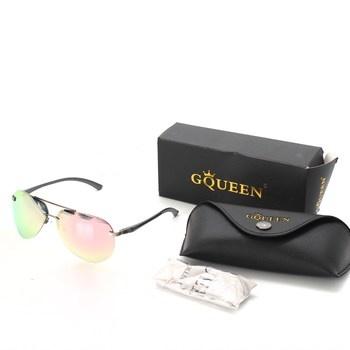 Sluneční brýle značky GQUEEN