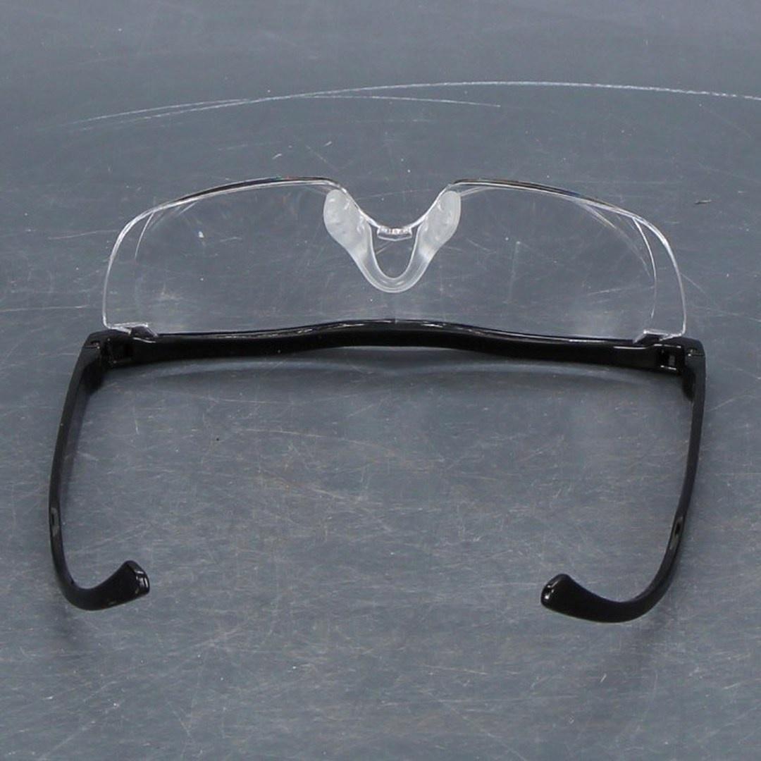 Brýle dioptrické poloobruba