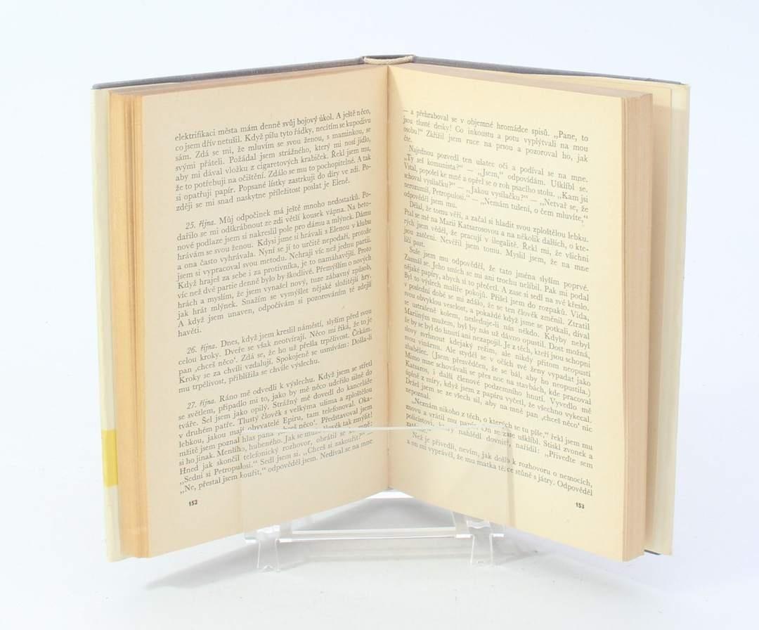 Kniha Kostas Kotzias: Šachta číslo 7