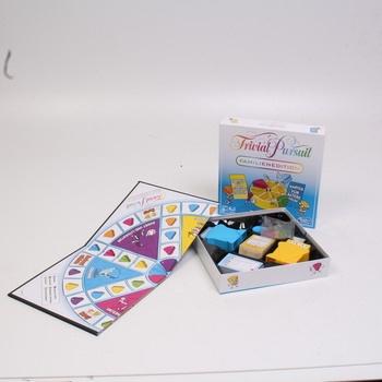 Dětská desková hra Hasbro Trivial Pursuit NJ