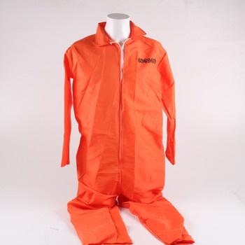 Pánský karnevalový kostým Vězeň