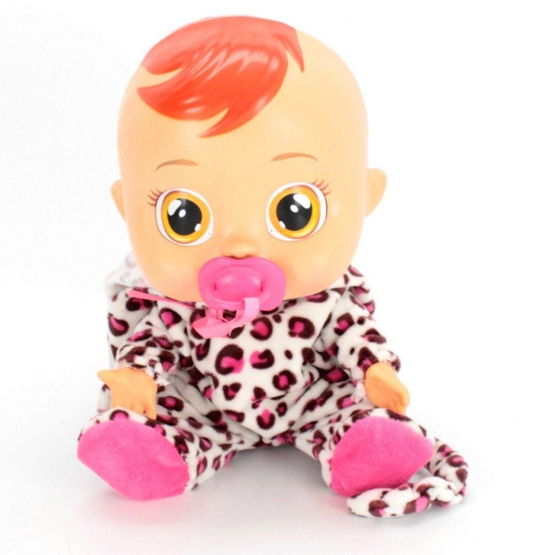 Panenka Cry Babies 10574 Lea plačící miminko
