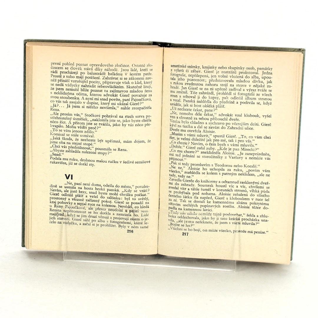 Kniha Malwina Szczepkowska: Kletba dědictví