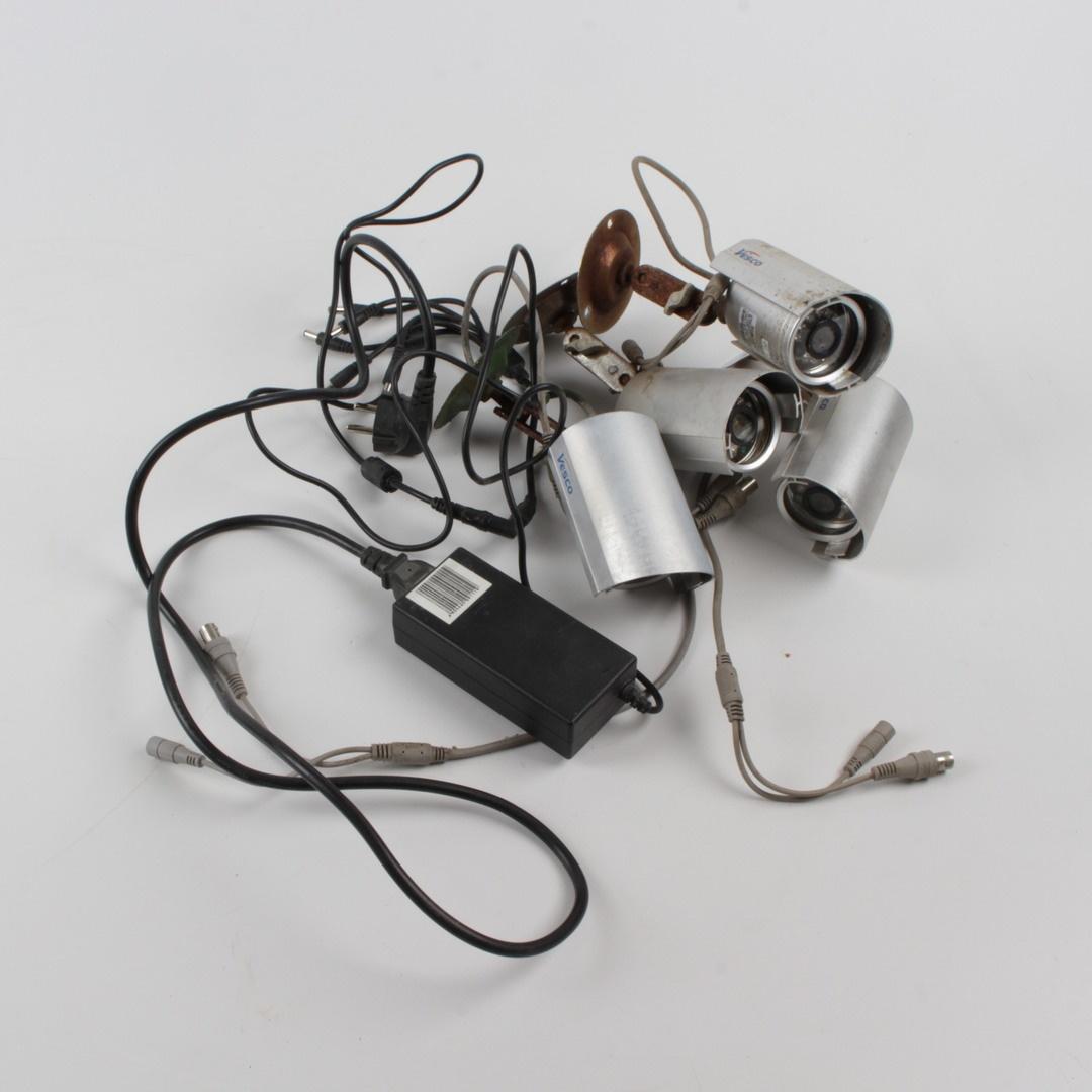 Kamerový systém Vesco VS-5204SN