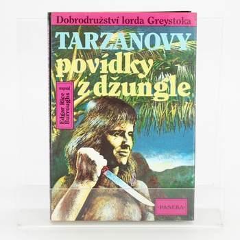 E. R. Burroughs: Tarzanovy povídky z džungle