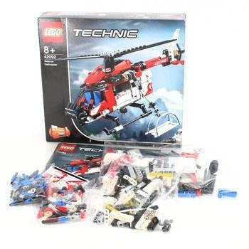 Záchranný vrtulník Lego Technik 42092