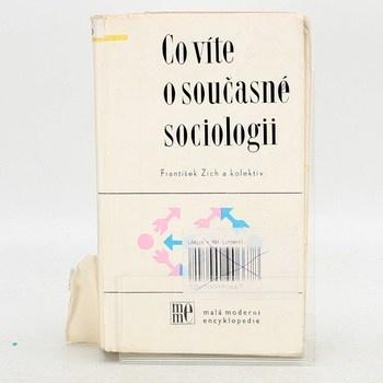 František Zich: Co víte o současné sociologii
