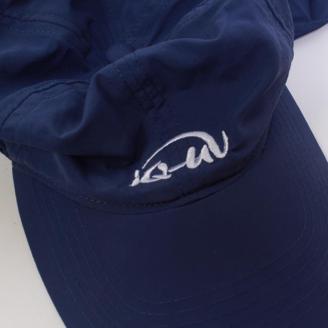 Čepice s kšiltem IQ-Company IQ-UV 200 modrá