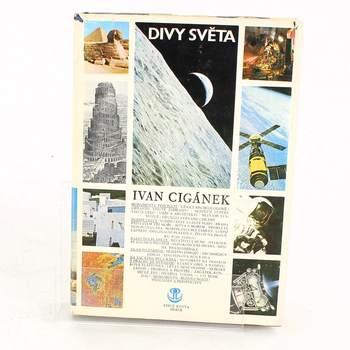 Kniha Ivan Cigánek: Divy světa