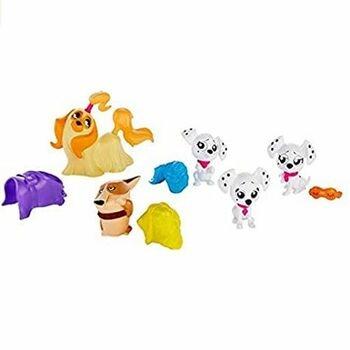 Figurky Disney Mattel GBM44 101 dalmatinů