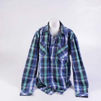 Dětská košile Esprit kostkovaná