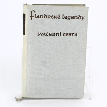Kniha Flanderské legendy Svatební cesta
