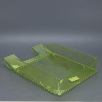 Odkládací přihrádka Han DIN A4/C4 zelená