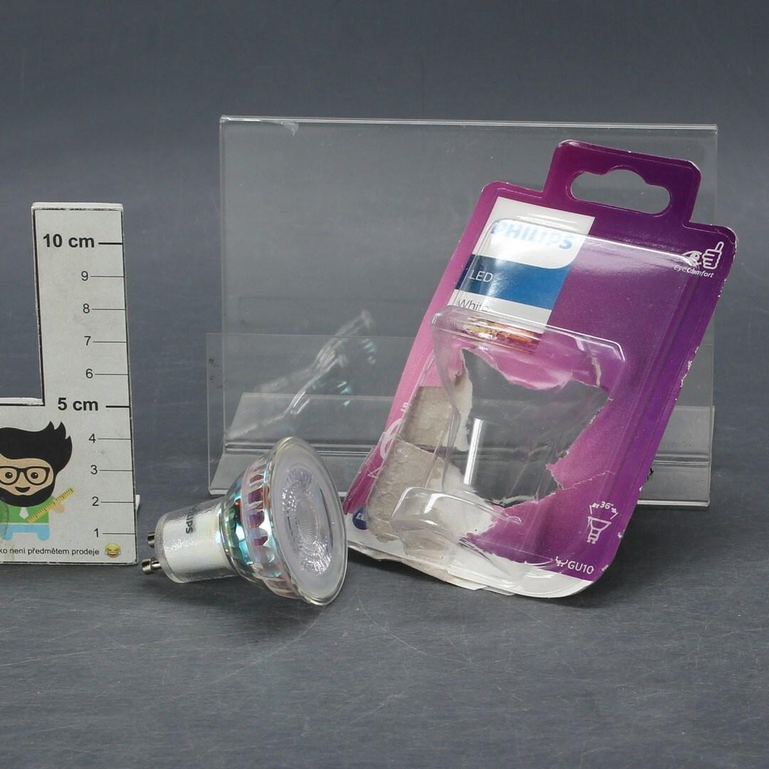 LED žárovka Philips GU10 White 5 W