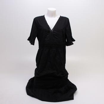 Dámské maxi šaty Find MDR 41264 černé