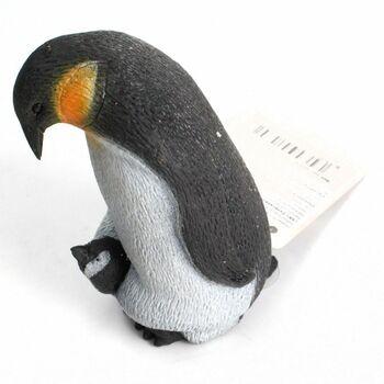 Figurka MaDe tučňák s mládětem