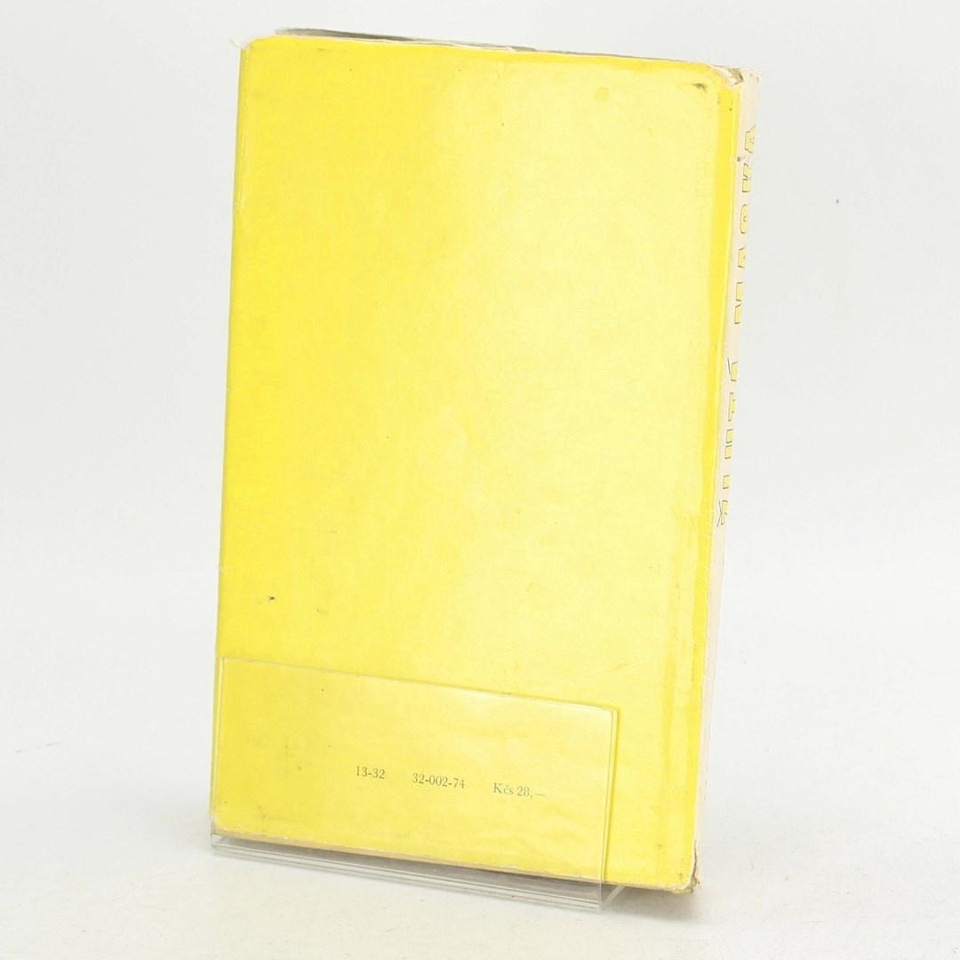 Kniha Žlutá maska-Wilkie Collins