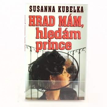 Kniha Hrad mám, hledám prince