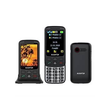 Mobilní Aligator VS 900 Senior Dual SIM