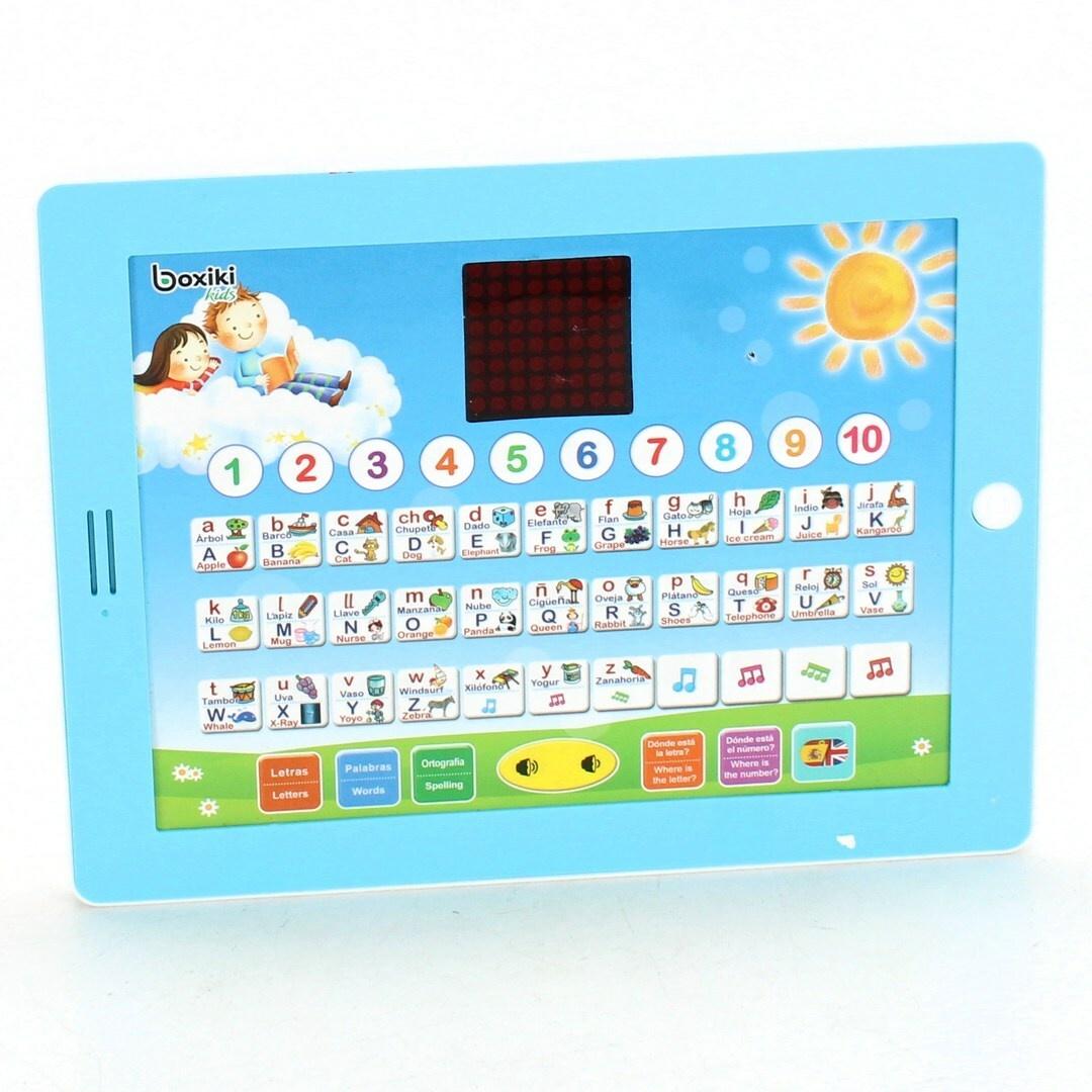 Interaktivní hra Boxiki Fun pad