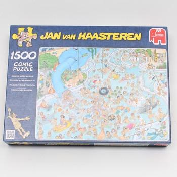 Puzzle JUMBO Whacky Water World!