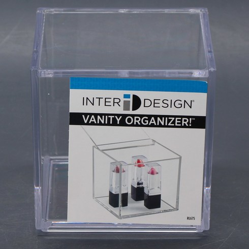 Organizér na rtěnky Inter Design