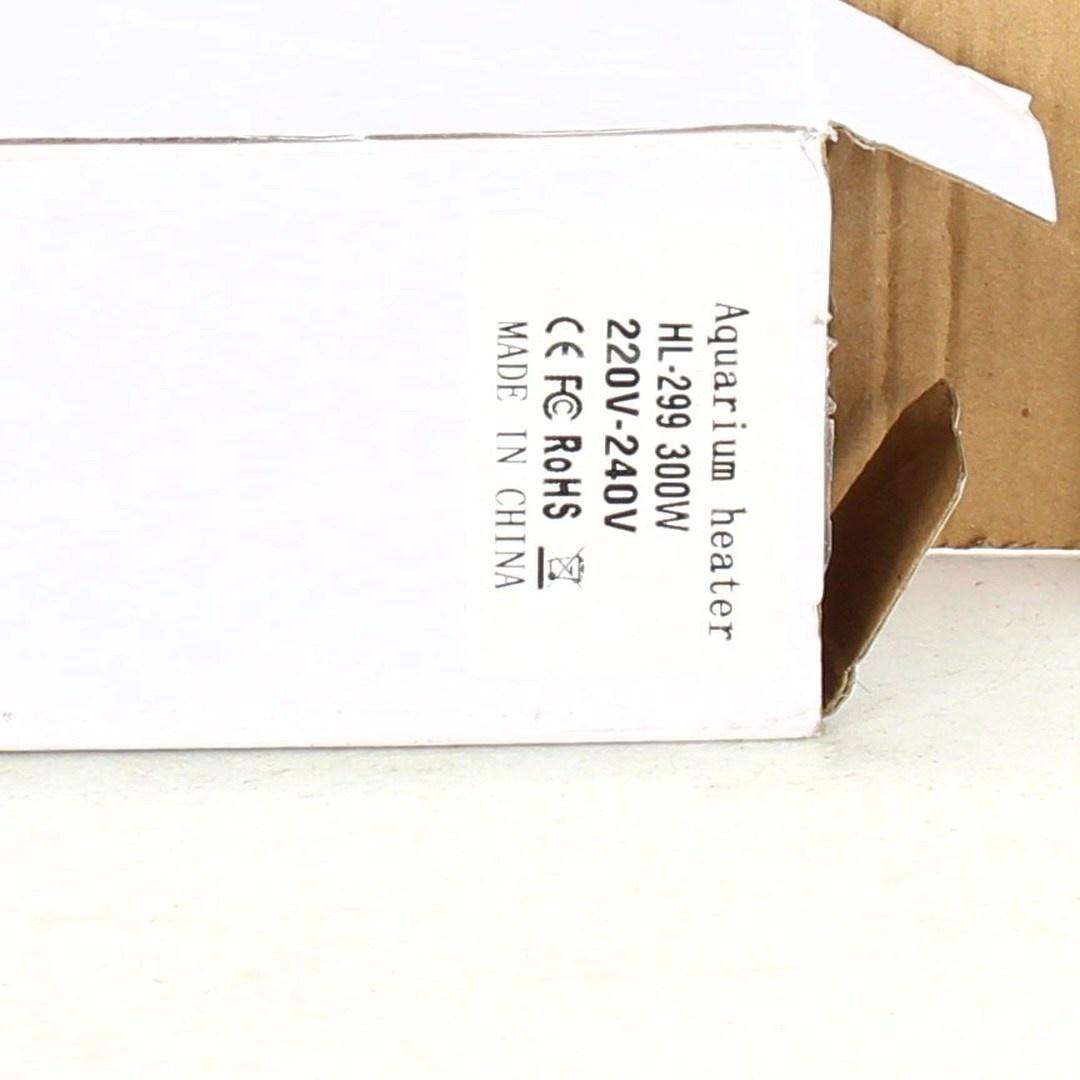Akvarijní ohřívač 220-240 V