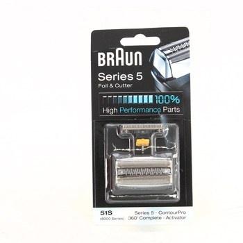 Břitový blok Braun Series 5 51S