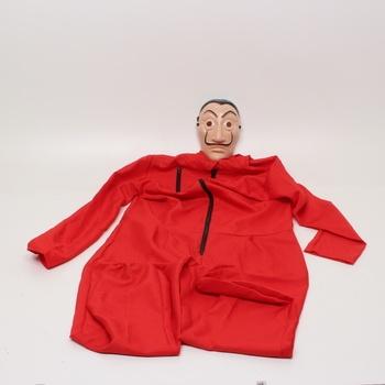 Kostým Cool Change La Casa de Papel Dalí