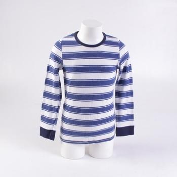 Dívčí tričko Marks & Spencer proužkované