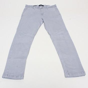 Pánské džíny Replay Hyperflex šedé