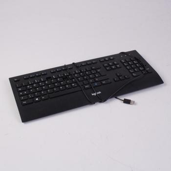 Kabelová klávesnice Logitech K280E