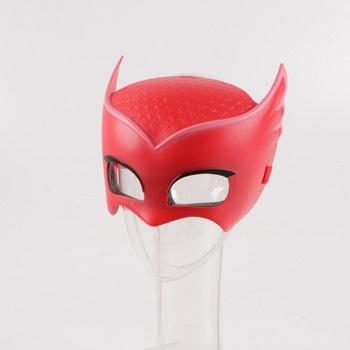 Karnevalová maska Simba Eulette červená