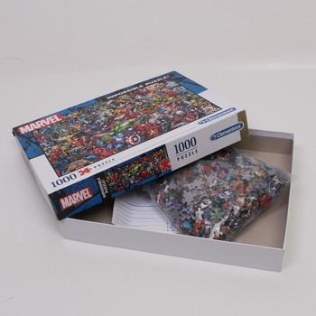 Puzzle 1000 Clementoni 39411