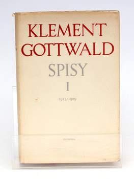 Kniha Klement Gottwald: Spisy I