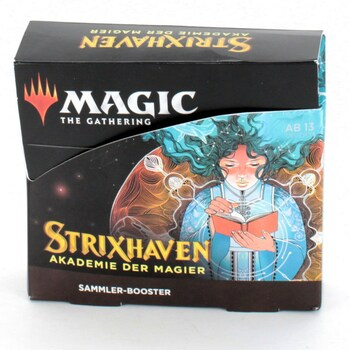 Sběratelské karty Magic StrixHaven DE