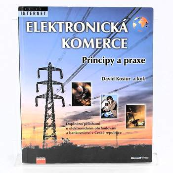 Kniha Elektronická komerce David Kociur